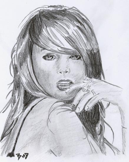 Lindsay Lohan by bigbudmeg